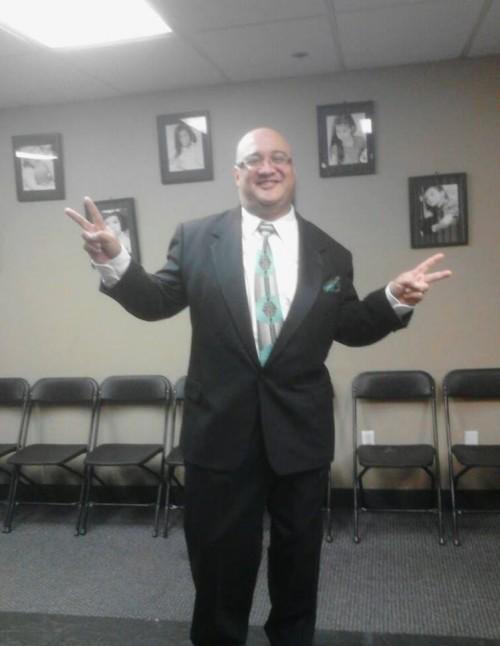Gino Velez's Profile on Staff Me Up