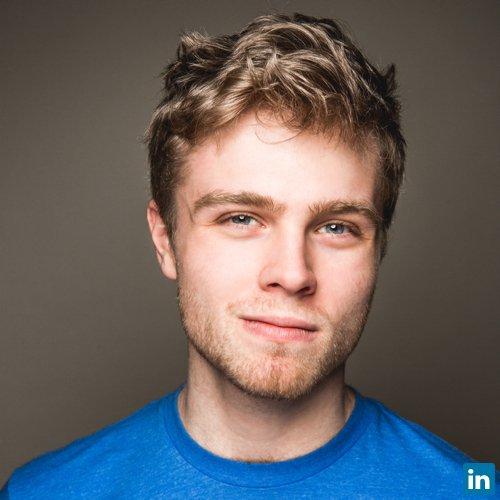 Trevor Larson's Profile on Staff Me Up