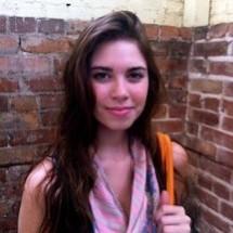 Sarah Hevia's Profile on Staff Me Up