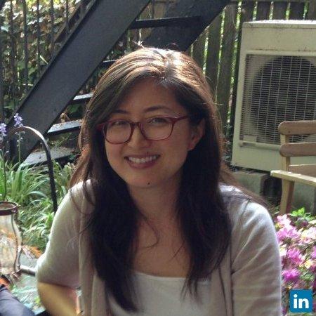 Caroline Wang's Profile on Staff Me Up