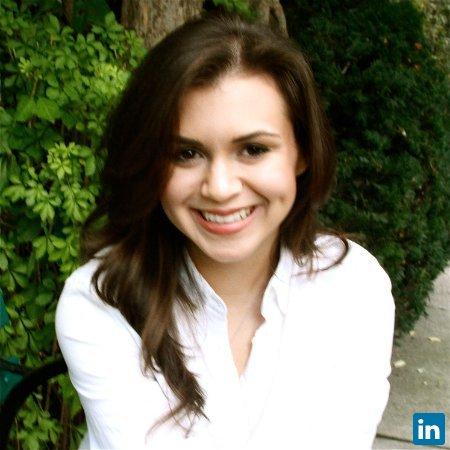Olivia Rodriguez's Profile on Staff Me Up