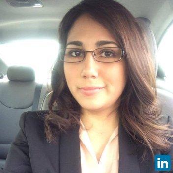 Erica Martinez's Profile on Staff Me Up