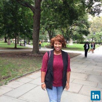 Desiree Gaines's Profile on Staff Me Up
