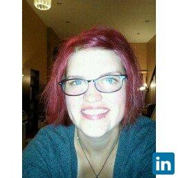 Angie Thomas's Profile on Staff Me Up