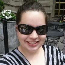 Mia Richardson's Profile on Staff Me Up