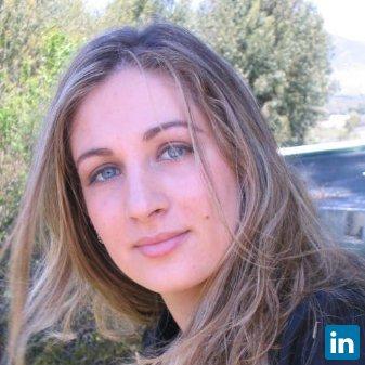 Sara Landucci's Profile on Staff Me Up