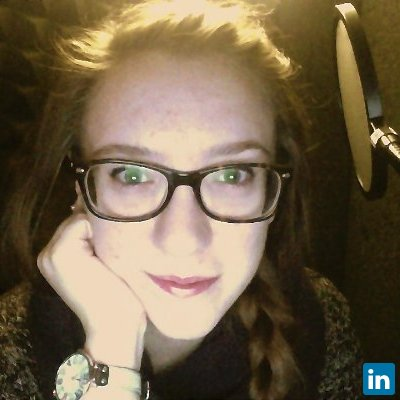 Emily Ellis's Profile on Staff Me Up