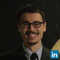 Joe Levine's Profile on Staff Me Up