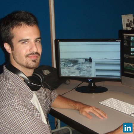 Fabio Martins's Profile on Staff Me Up