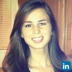 Samantha Iskyan's Profile on Staff Me Up