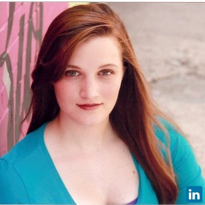 Isobel Menard's Profile on Staff Me Up