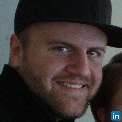 Aaron Ward's Profile on Staff Me Up