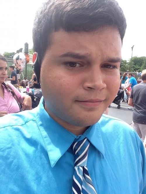 Bryan J. Vidro-Iglesias's Profile on Staff Me Up