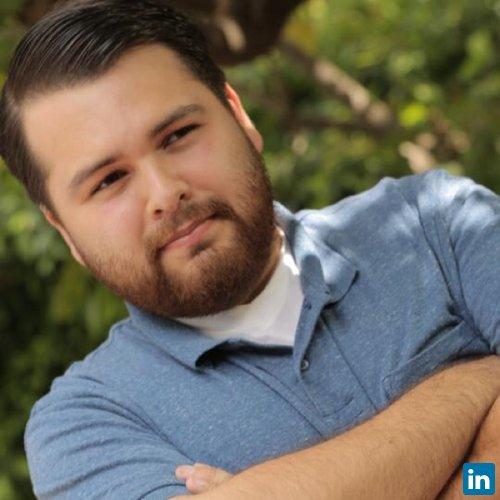 John Alvarado's Profile on Staff Me Up