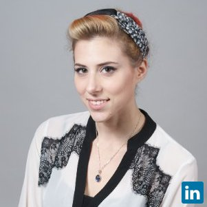 Alexandra Ley's Profile on Staff Me Up