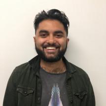 Omar Sekandary's Profile on Staff Me Up