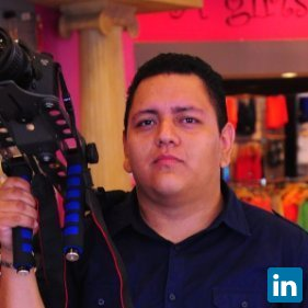 Anthony Segarra's Profile on Staff Me Up