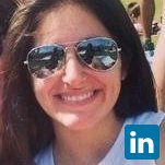 Carina Fernandez's Profile on Staff Me Up
