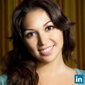 Adrianna Garza's Profile on Staff Me Up