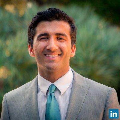Josh Venkataraman's Profile on Staff Me Up