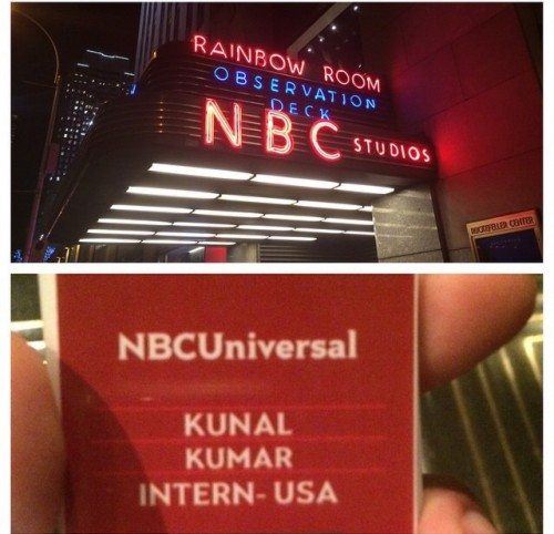 Kunal Kumar's Profile on Staff Me Up