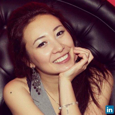 Viktoriya Tsoy's Profile on Staff Me Up