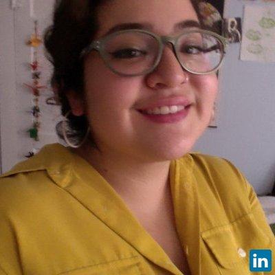 Amy Zapien's Profile on Staff Me Up