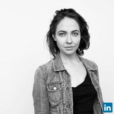 Christina Storozkova's Profile on Staff Me Up