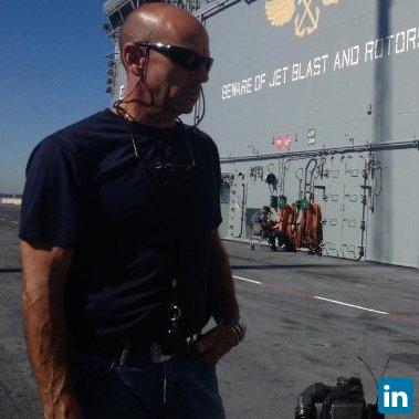 Stephen Grandoff's Profile on Staff Me Up