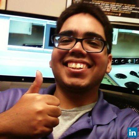 Kevin Condori-Rivas's Profile on Staff Me Up