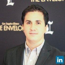 Mauricio Arrioja's Profile on Staff Me Up