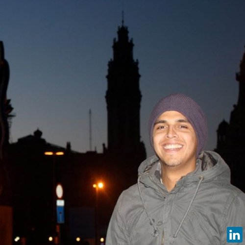 Jorge Eduardo Montes Castiblanco's Profile on Staff Me Up