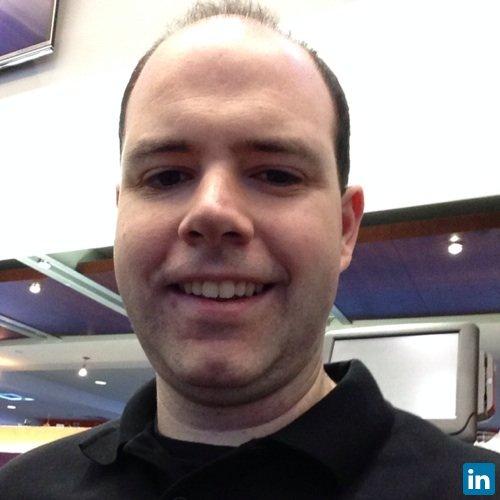 Evan Landry's Profile on Staff Me Up