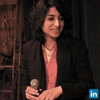 Arooj Aftab's Profile on Staff Me Up