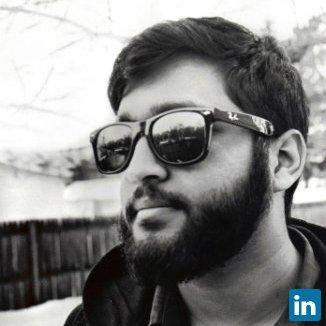 Shiraz Dhume's Profile on Staff Me Up