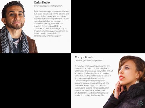 Carlos & Marilyn Rubio's Profile on Staff Me Up