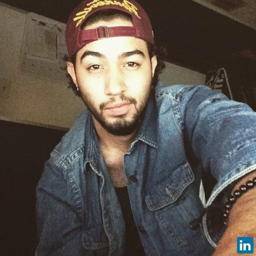 Alex Castillo's Profile on Staff Me Up