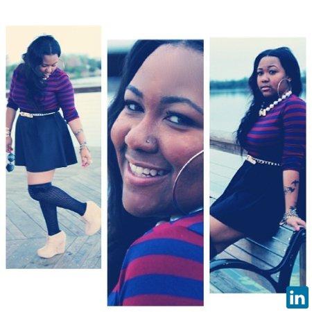 Jasmine Vaughn's Profile on Staff Me Up