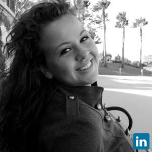 Samantha Thornhill's Profile on Staff Me Up