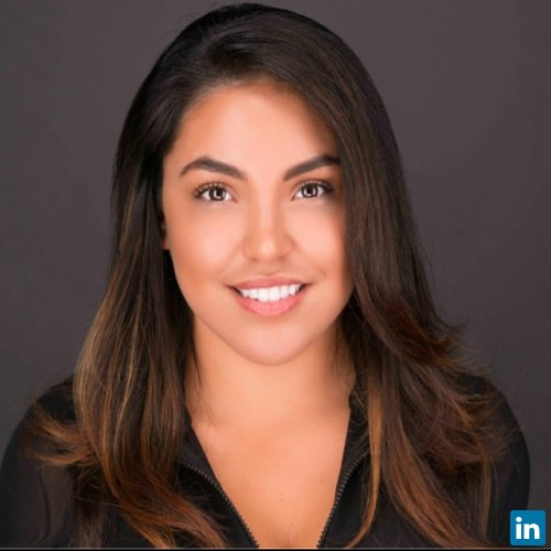 Gina Paredes's Profile on Staff Me Up