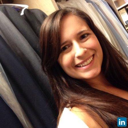 Brittany Jones-Pugh's Profile on Staff Me Up
