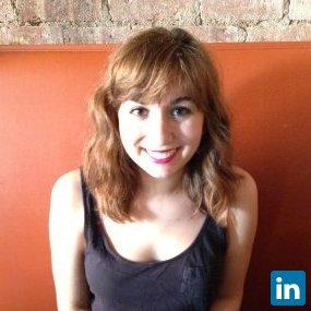 Maria Kleback's Profile on Staff Me Up
