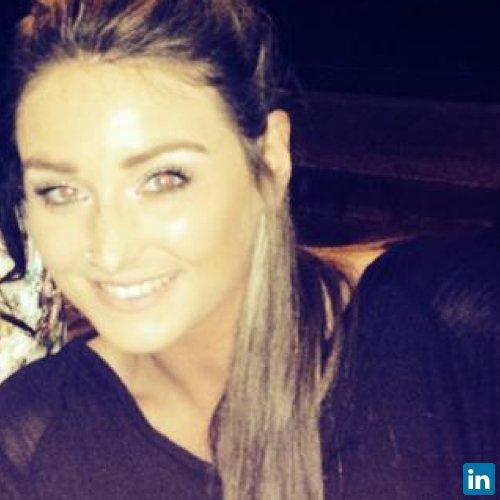 Robyn O'Riordan's Profile on Staff Me Up