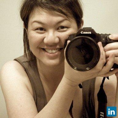 Helen Yu's Profile on Staff Me Up