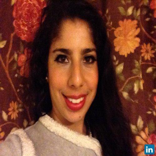 Vaidehi Amair's Profile on Staff Me Up