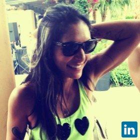 Nicole Crespo's Profile on Staff Me Up