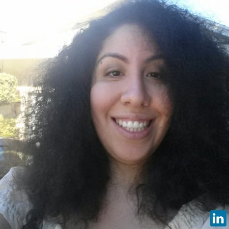 Jasmin Hernandez's Profile on Staff Me Up
