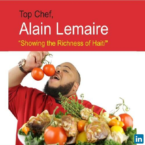 Alain Lemaire's Profile on Staff Me Up