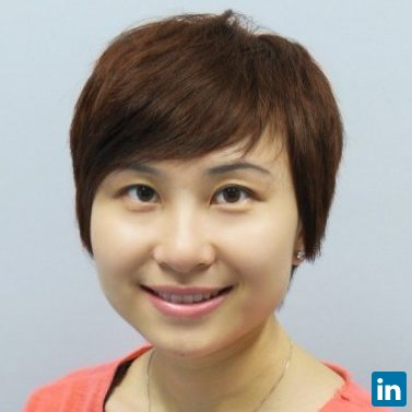 Yvonne Li's Profile on Staff Me Up