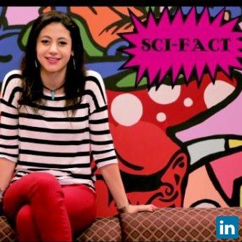 Yasmine Gharib's Profile on Staff Me Up